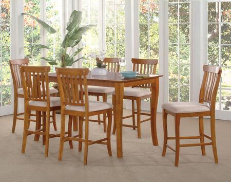 Atlantic Furniture VENETIAN3939STDTCL