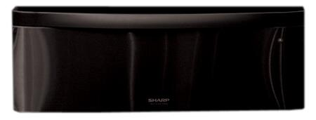 """Sharp Pro Series KB6100N 30"""" Warming Drawer with 1.8 cu ft. Capacity, 450 Watt Element, Auto Settings, Proof Settings, Humidity Control and Electronic Touch Controls"""