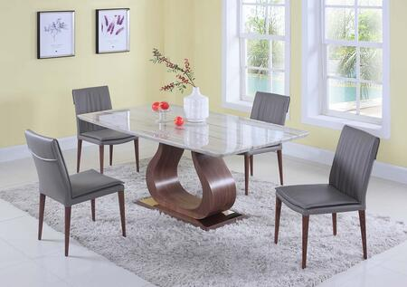 Chintaly SAGESERENA5PC Sage Dining Room Sets