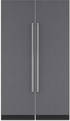 Sub-Zero 710363 Side-By-Side Refrigerators