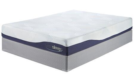 Sierra Sleep M97231M81X32 9 Inch Gel Memory Foam Queen Mattr