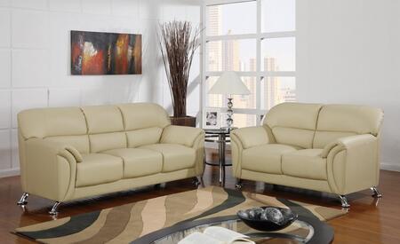 Global Furniture USA U9103CAPPSLC Living Room Sets