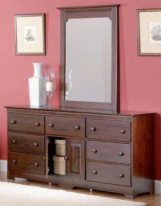 Atlantic Furniture C69764 Windsor Series  Dresser
