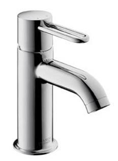Hansgrohe 38020 Axor Uno 2 Bathroom Faucet with Metal Lever Handle and Pop-Up Drain: