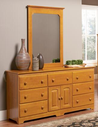 Atlantic Furniture C69767 Windsor Series  Dresser |Appliances Connection