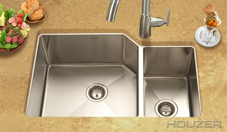 Houzer HDR3015 Kitchen Sink