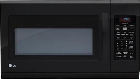 LG LMH2016SB 2 cu. ft. Capacity Over the Range Microwave Oven |Appliances Connection