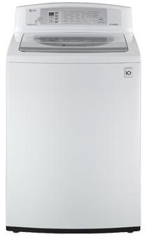 """LG WT4801CW 27""""  Top Load Washer 