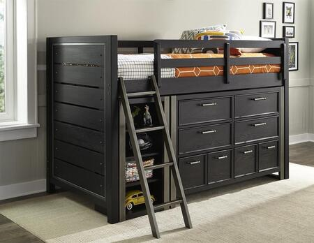 Samuel Lawrence 8947357367373PC Graphite Twin Bedroom Sets
