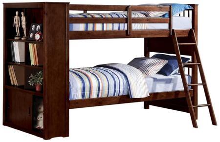 Acme Furniture 37080 Yaffa Series  Twin Size Bunk Bed