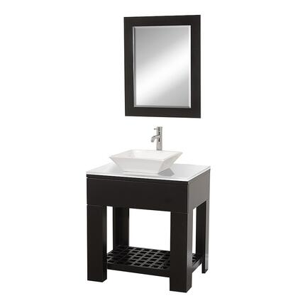 Wyndham Collection WCS1000ESWHD28WH