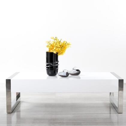 JandM Furniture Modern Coffee Table 17946