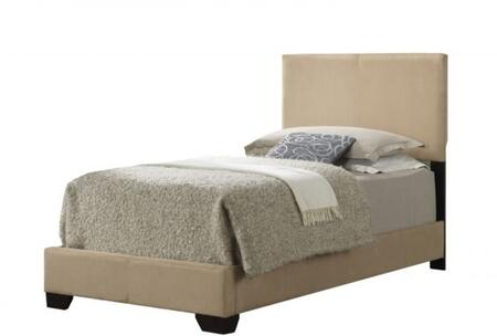 Glory Furniture G1803TBUP  Twin Size Bed