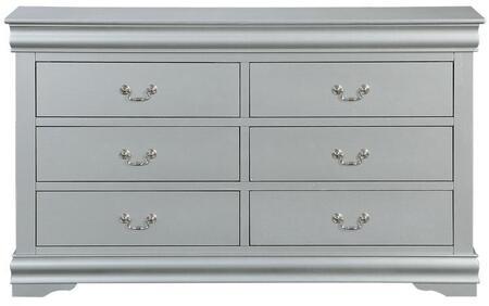 Acme Furniture Louis Phillipe III Dresser