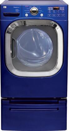 LG DLEX2801L  Electric Dryer, in Riviera Blue