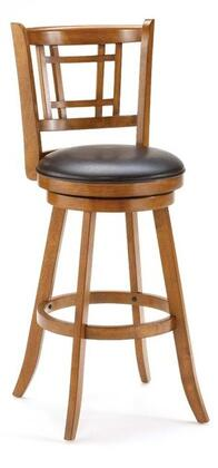 Hillsdale Furniture 4650830 Fairfox Series Residential Faux Leather Upholstered Bar Stool