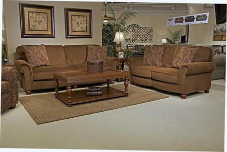 Jackson Furniture 43842PCSTLKIT1CO Downing Living Room Sets