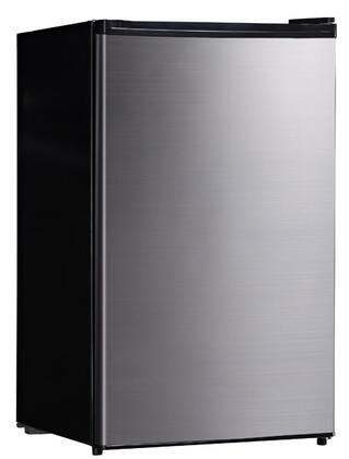 Sunpentown RF441SS  Compact Refrigerator with 4.4 cu. ft. Capacity in Stainless Steel