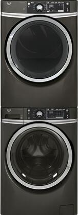 GE 721053 Washer and Dryer Combos
