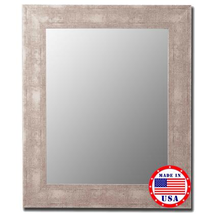 Hitchcock Butterfield 25380X Cameo Mirror in Aosta Silver