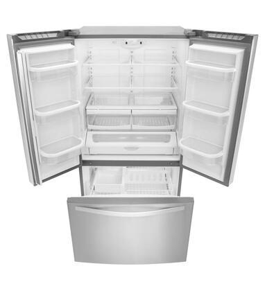 whirlpool gold french door refrigerator. whirlpool main view 1 2 gold french door refrigerator