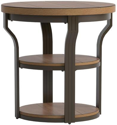 Acme Furniture 80461 Geoff Series Industrial Wood And