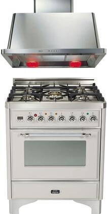 Ilve 719990 Majestic Kitchen Appliance Packages