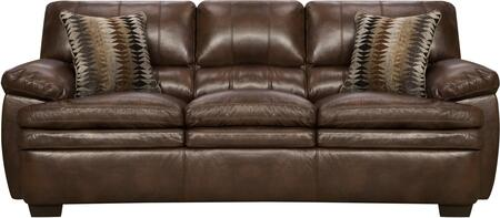 Simmons Upholstery 9545030201095EDITORBROWN Editor Living Ro