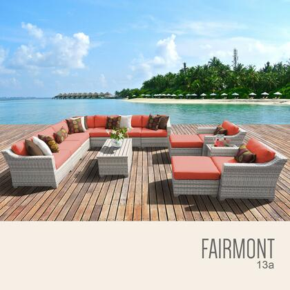 FAIRMONT 13a TANGERINE