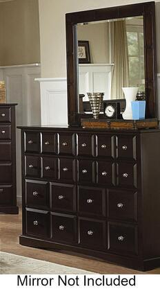 Coaster 201383 Harbor Series Wood Dresser