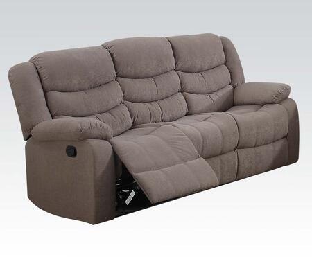 Acme Furniture 51415 Jacinta Series  Velvet Sofa