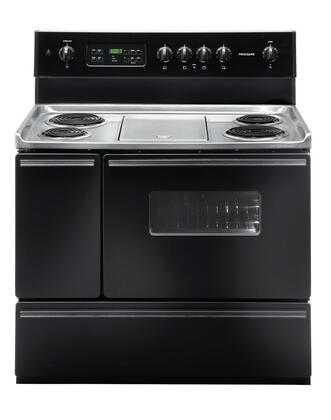 "Frigidaire FFEF4017LB 40"" Electric Freestanding"