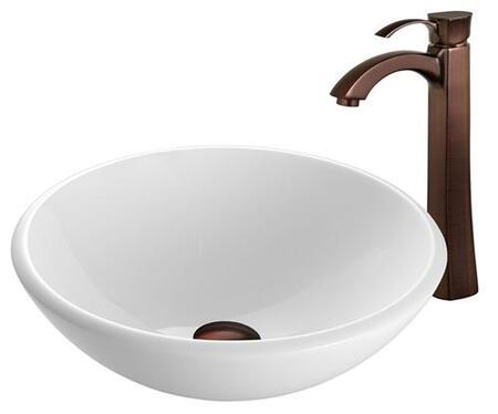 Vigo VGT200 Oil Rubbed Bronze Bath Sink