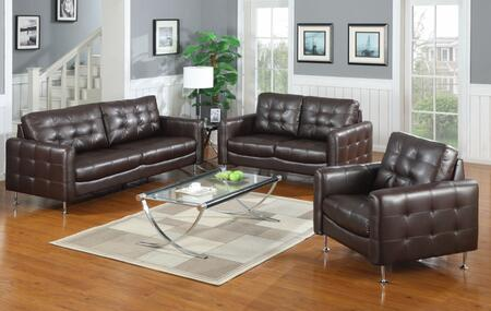 Yuan Tai MN1200BR3PC  Living Room Set