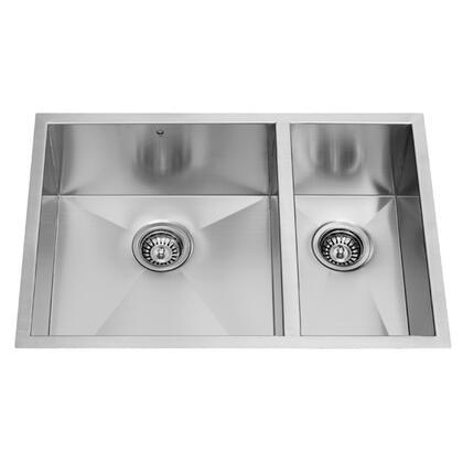Vigo VG2920BL Stainless Steel Kitchen Sink