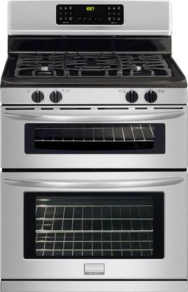"Frigidaire FGGF301DNF 30"" Gallery Series Gas Freestanding"