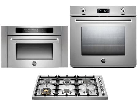 Bertazzoni 347217 Kitchen Appliance Packages