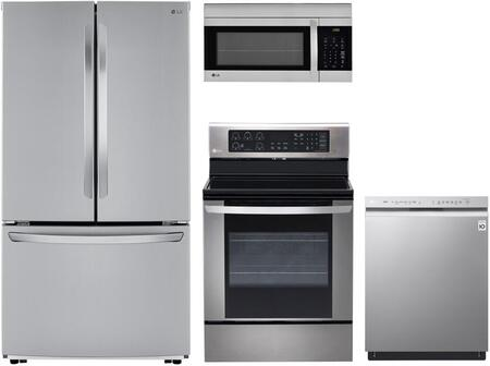 LG 731950 Kitchen Appliance Packages