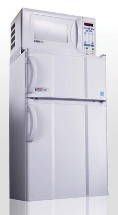 Picture of 29MF-7TPW 19 Energy Star Compact Refrigerator with 29 cuft Capacity  07 cu ft Microwave Capacity with 700W  True Zero-Degree Freezer  Safe Plug