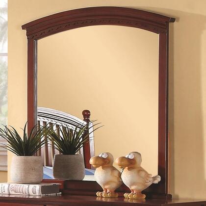Coaster 400534 Tyler Series Arched Portrait Dresser Mirror