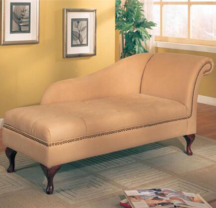 Coaster 550058 Traditional  Chaise Lounge