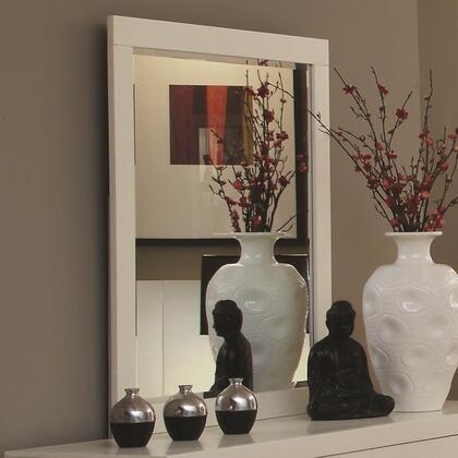 Coaster 202994 Jessica Series Rectangular Landscape Wall Mirror