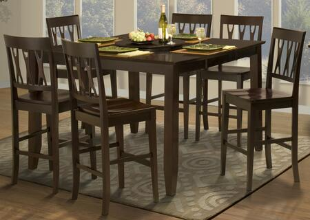 New Classic Home Furnishings 4500611ACCC Style 19 Dining Roo