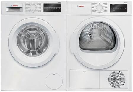Bosch 730522 Washer and Dryer Combos