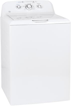 GE GTW335ASNWW 4.2 cu. ft. 27 Inch Top Load Washer ... on