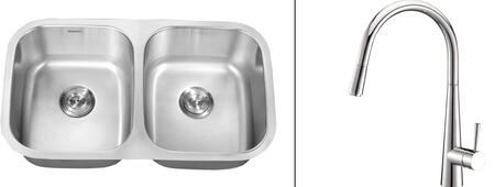 Ruvati RVC2522 Kitchen Sink