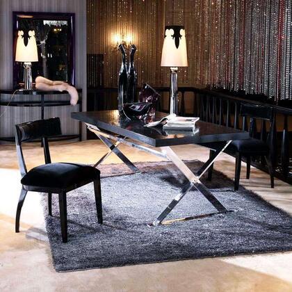 VIG Furniture VGUNAA8151805PCSET Armani Xavira Dining Room T