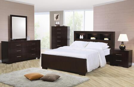 Coaster 200719KESET5 King Bedroom Sets