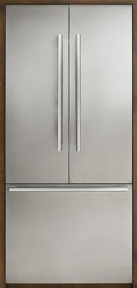 Thermador Freedom T36IT800NP 36-Inch Custom Panel Built-In French Door Bottom Freezer