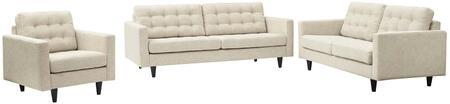 Modway Empress Living Room Set